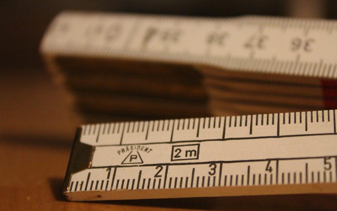 vouwmeter
