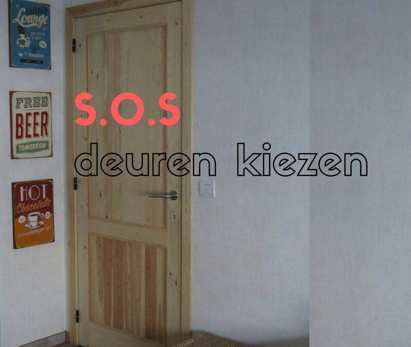 S.O.S deuren kiezen