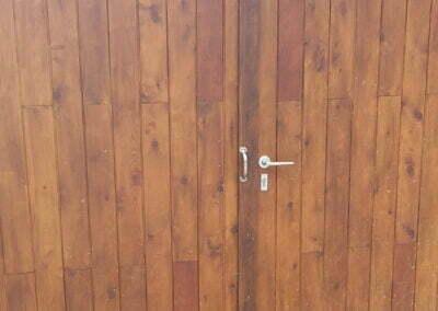 buitenschrijnwerk houten deuren