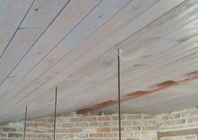 Plafondbekleding | Inrichting hout