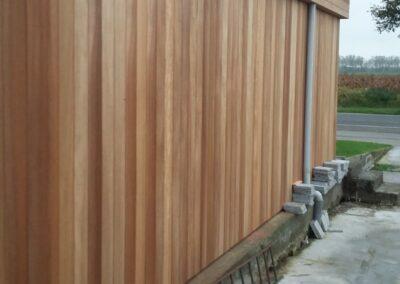 Gevelbekleding hout | Gevelbekleding in verschillende houtsoorten