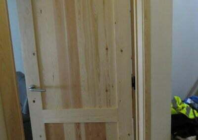 Deuren hout | Binnenschrijnwerk West-Vlaanderen